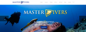 Master Divers Homepage