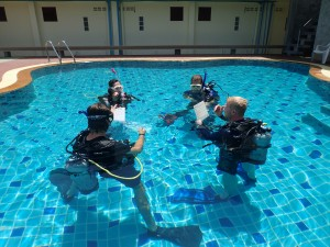 Confined Water Presentation Training