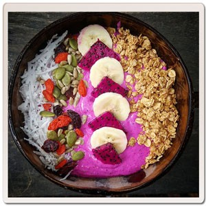 Living Juices Smoothie Bowl