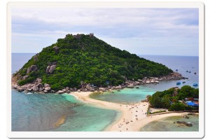 Koh Tao is full of postcard worthy beauty