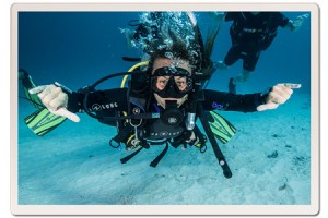 Fun fun fun with our range of PADI Dive Courses