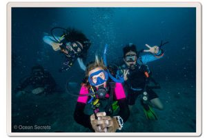 PADI Rescue Diver Course in Progress