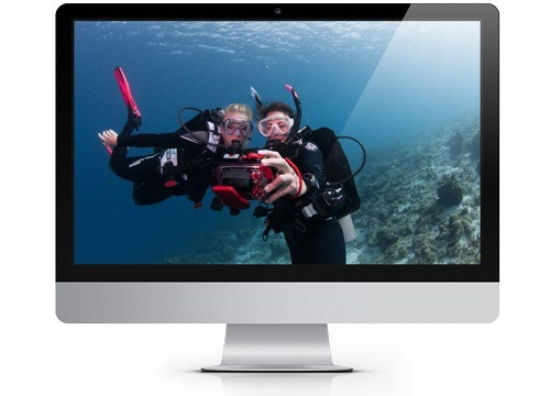 PADI eLearning for Digital Underwater Photographer