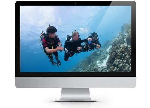 PADI eLearning for Divemaster