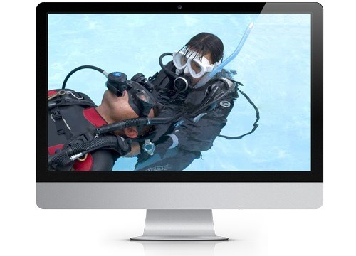 PADI eLearning for Rescue Diver